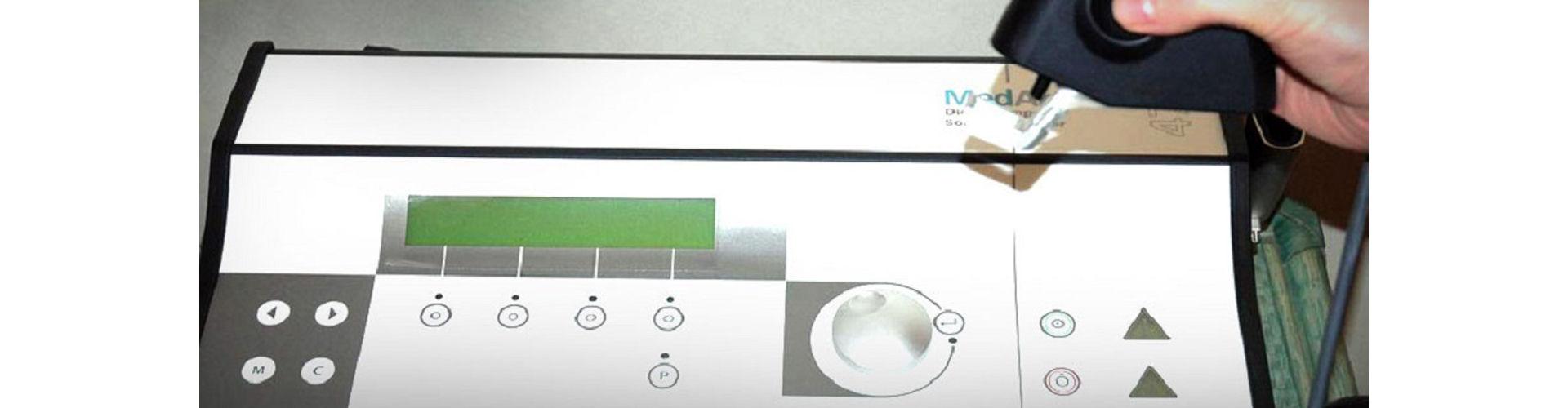 Wynajem laser Medart 470