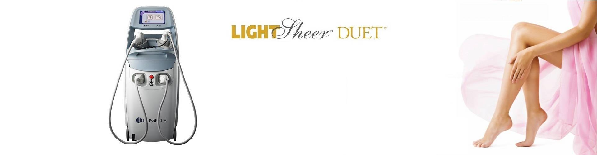 Wynajem LightSheer Duet